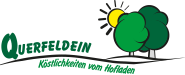 QUERFELDEIN – Köstlichkeiten vom Hofladen Logo